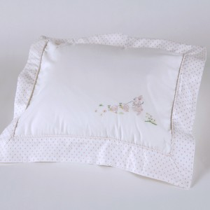 Gordornsbury Bunny Tea Party Boudoir Pillow