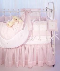 Blauen Crib Bedding