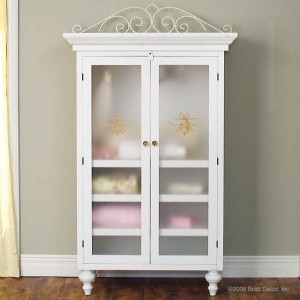 Bratt Decor Casablanca Armoire